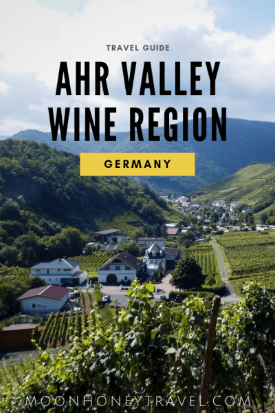 Ahr Valley Wine Region Travel Guide