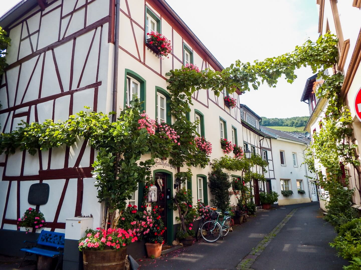 Ahr Valley Wine Travel Guide, Germany