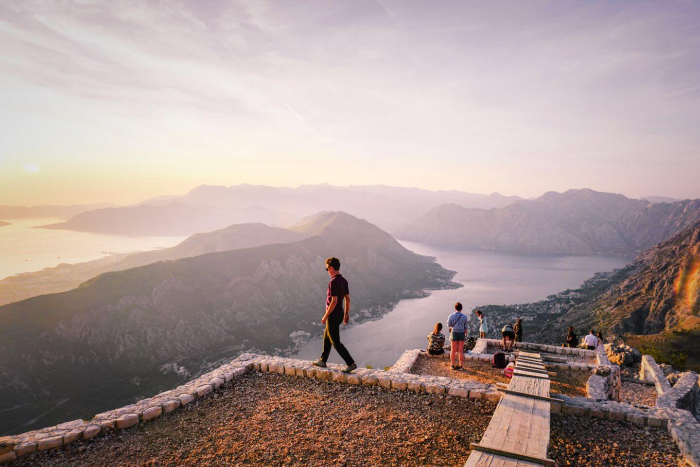 Kotor Serpentine Road Lookout, Best Places to Visit in Montenegro