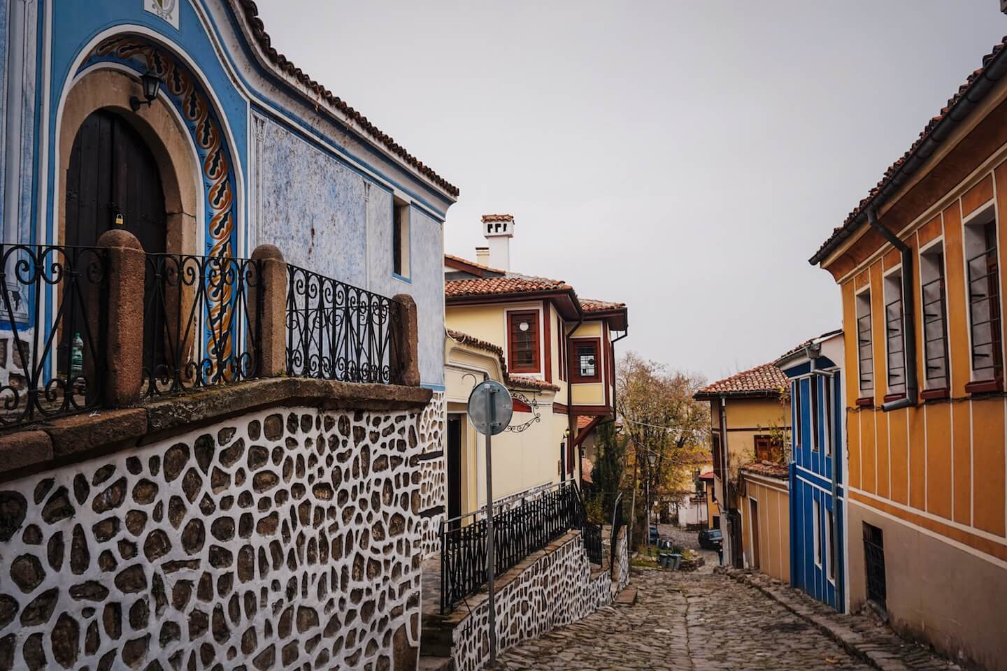 Old Town of Plovdiv | Bulgaria Travel Guide