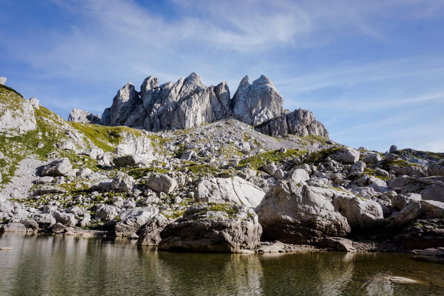 Durmitor National Park Hiking Trails