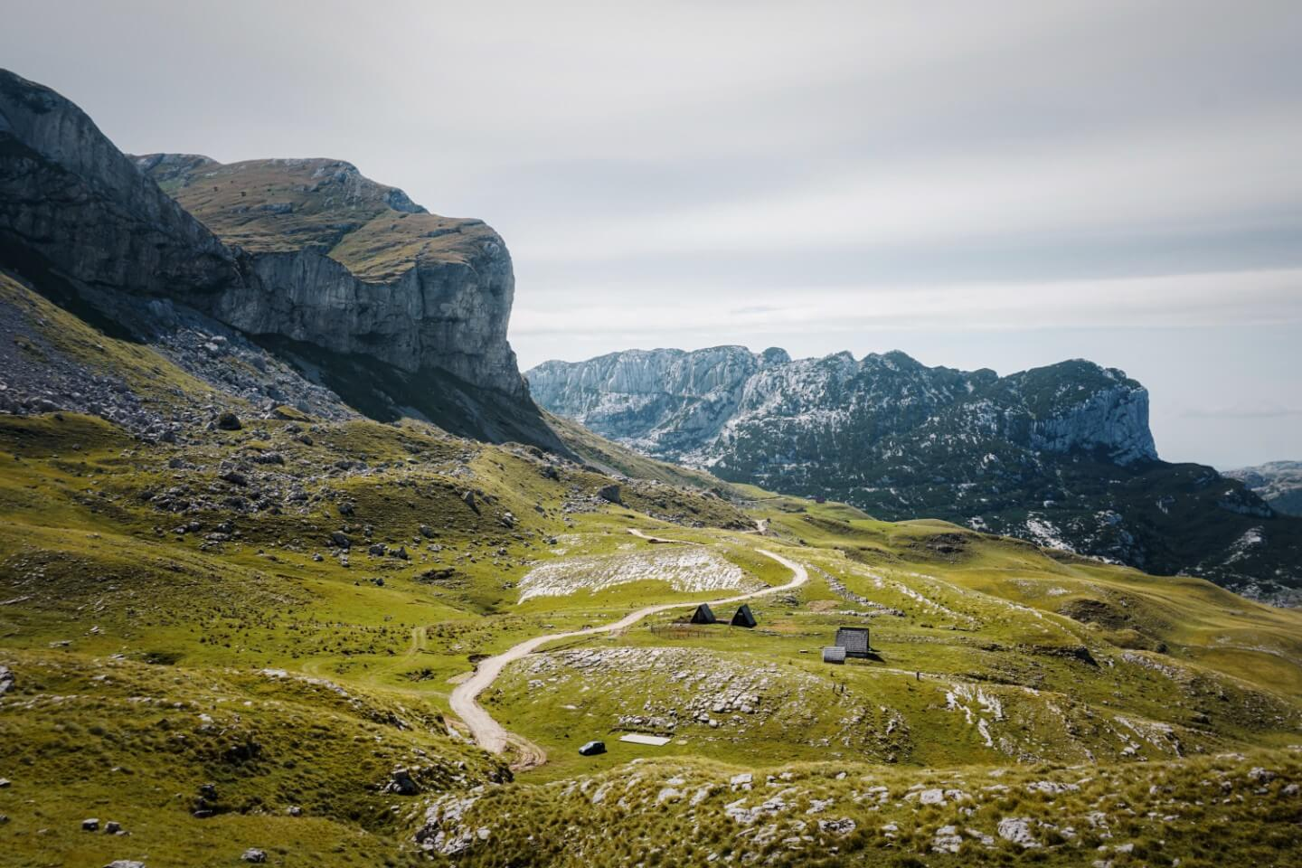 Driving the Scenic Mountain Road P14 through Durmitor National Park, Montenegro Itinerary