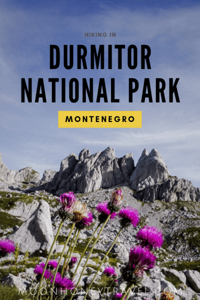 A Guide to Hiking in Durmitor National Park, Montenegro