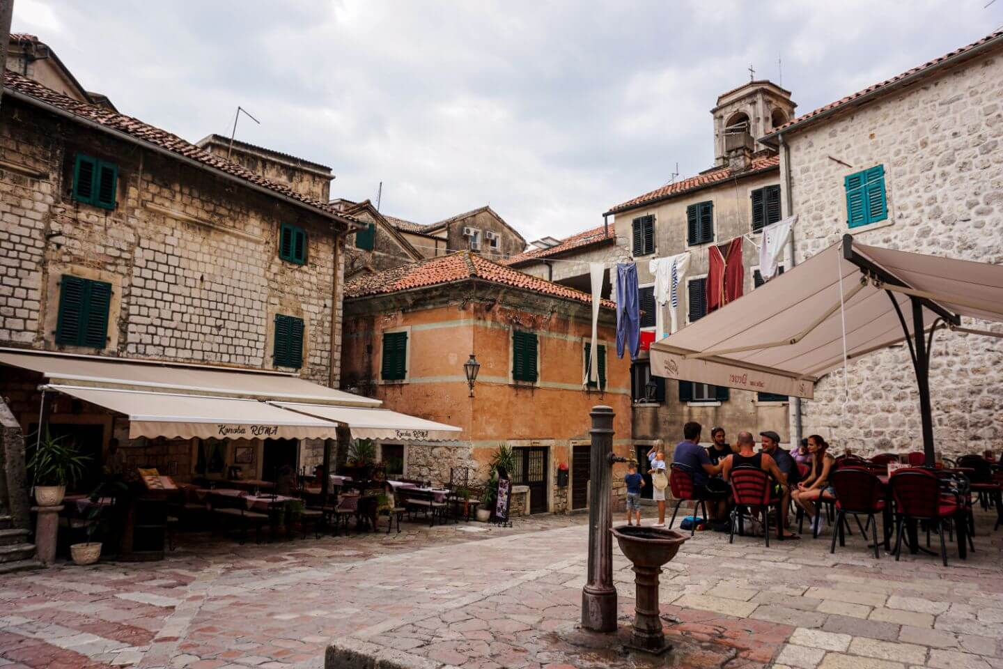 Old Town of Kotor, Best Places to Visit in Montenegro