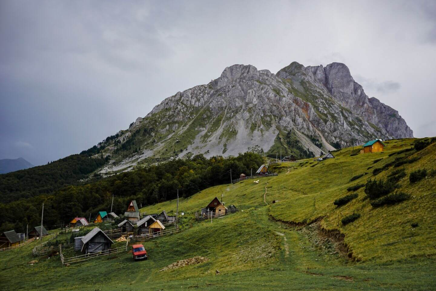 Komovi Mountains, Best Places to Visit in Montenegro