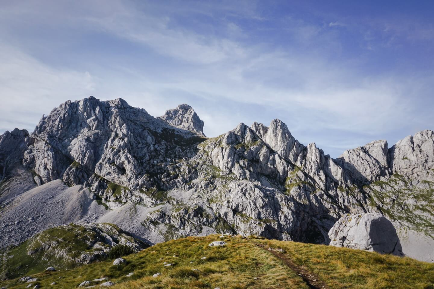 Bobotov Kuv, Montenegro Hiking Trails