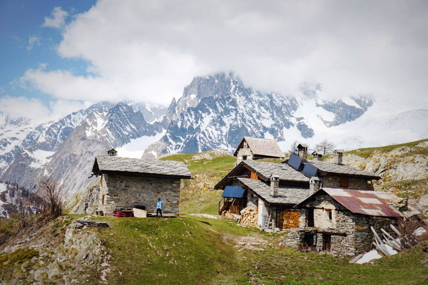 Rifugio Giorgio Bertone, Courmayeur - Best things to do in Aosta Valley, Italy