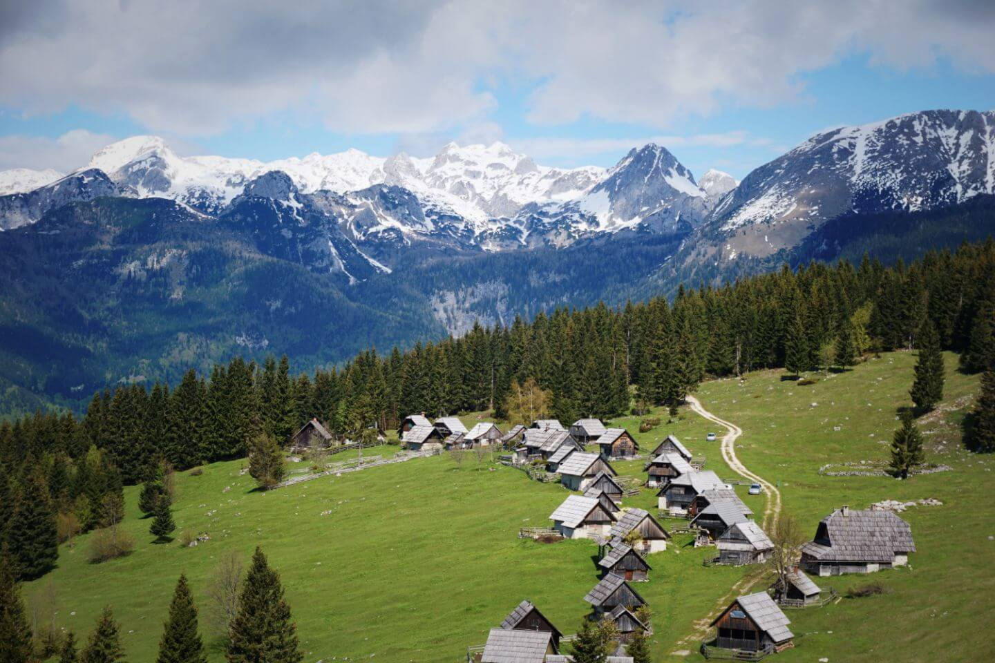 Planina Zajamniki, Pokljuka Plateau, Slovenia - Top Things to Do in Pokljuka