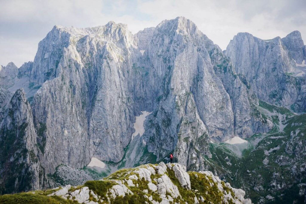 Hiking in Montenegro - top hiking destinations in Montenegro, Prokletije Mountains
