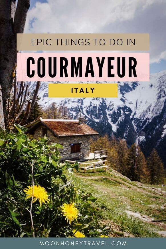 Best Things to Do in Courmayeur in Summer and Spring - Aosta Valley Italy