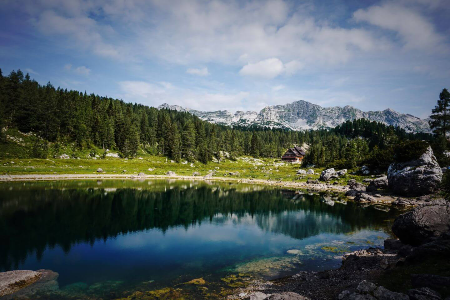 Julian Alps Hiking Guide - Best Trails in the Julian Alps- - Triglav Lakes Valley
