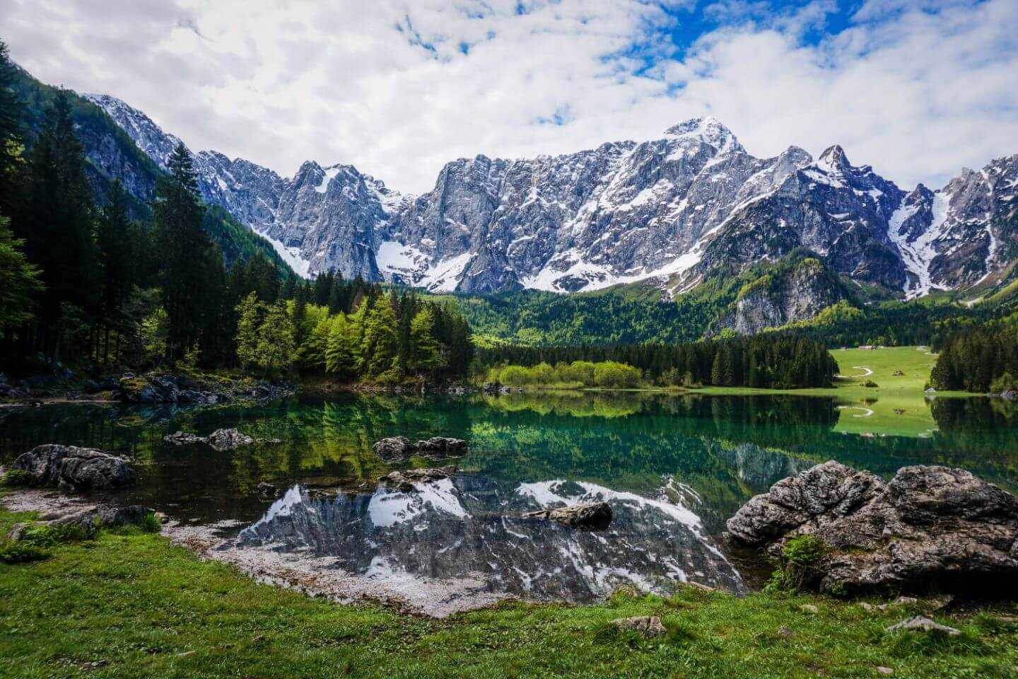 How to Visit Fusine Lakes, Laghi di Fusine, in Northern Italy