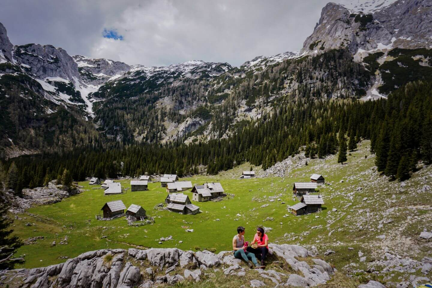 Planina v Lazu, High Alpine Pasture - Slovenia Hidden Gems