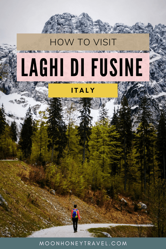 How to visit Laghi Di Fusine in the Julian Alps, Italy