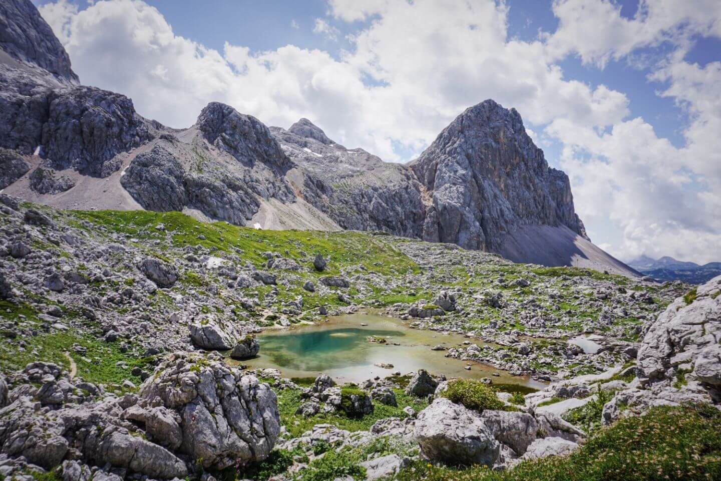Hiking in the Julian Alps - A guide to the best hiking trails in the Julian Alps