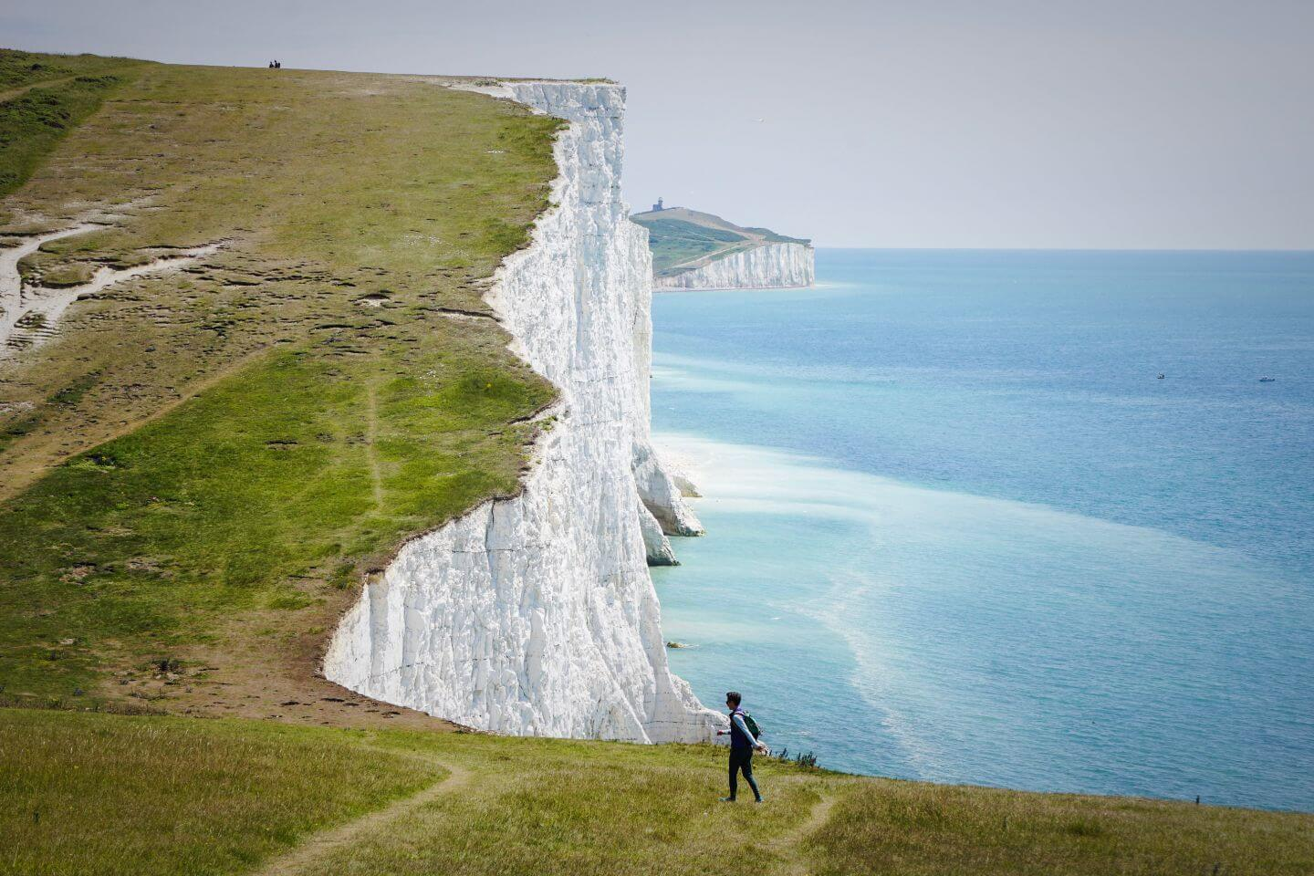 Seven Sisters Cliffs Walk: Hike from Seaford to Eastbourne