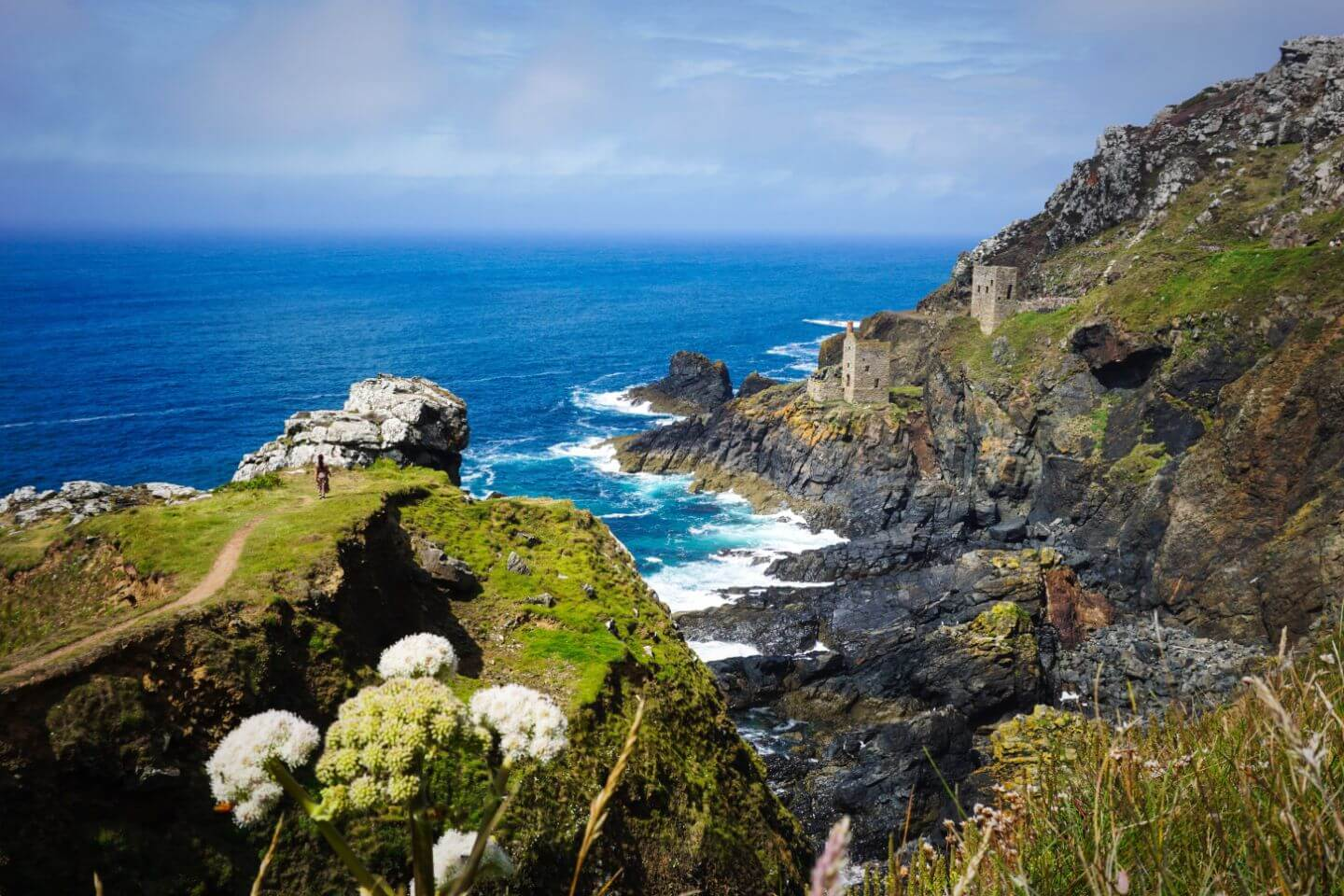Cornwall Road Trip Itinerary - 3 days - Botallack Mine