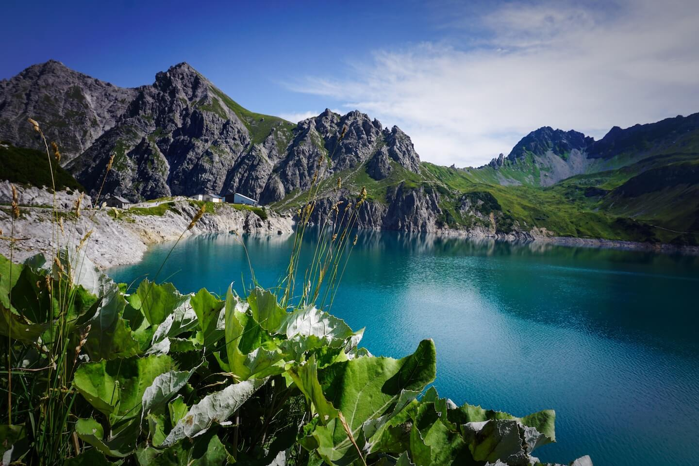 Lünersee and the Rätikon Alps - Best Places to Visit in Austria