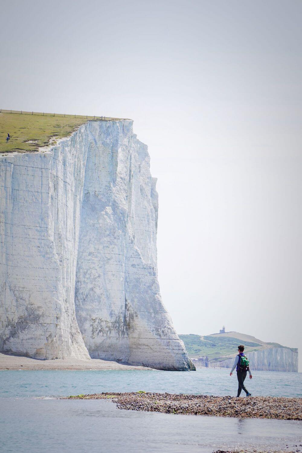 Seven Sisters Cliffs, Cuckmere Haven