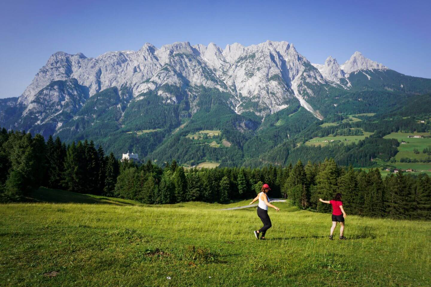 Tennengebirge, Do Re Mi Sound of Music Filming Location - Best Places to Visit in Austria