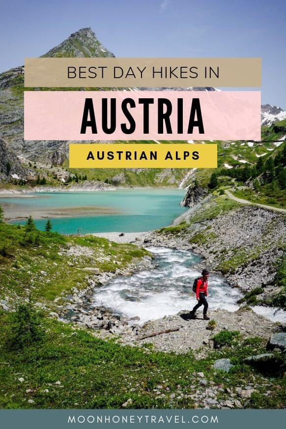 Best Day Hikes in the Austrian Alps