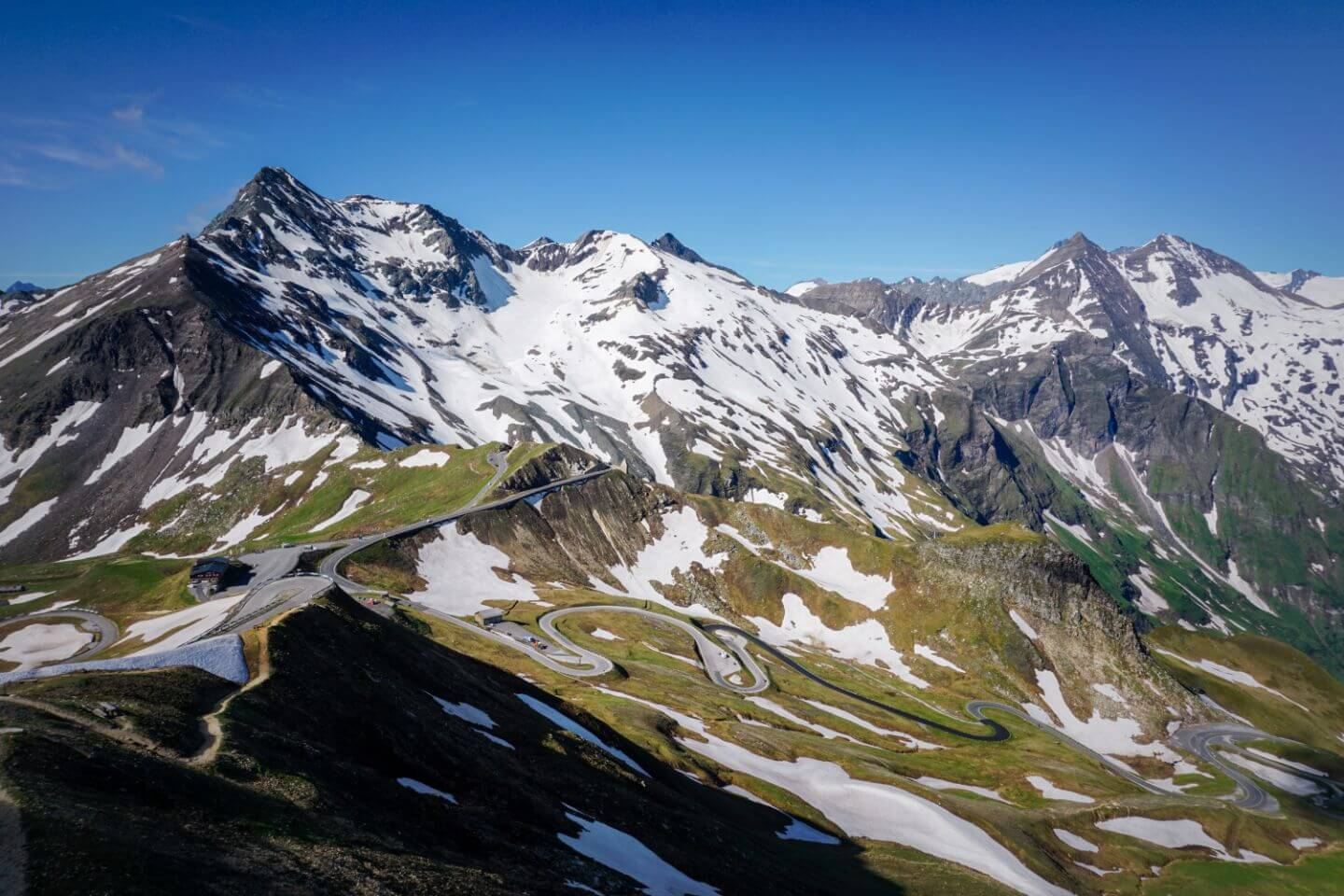Grossglockner High Alpine Road, Austria - Best places to visit in Austria
