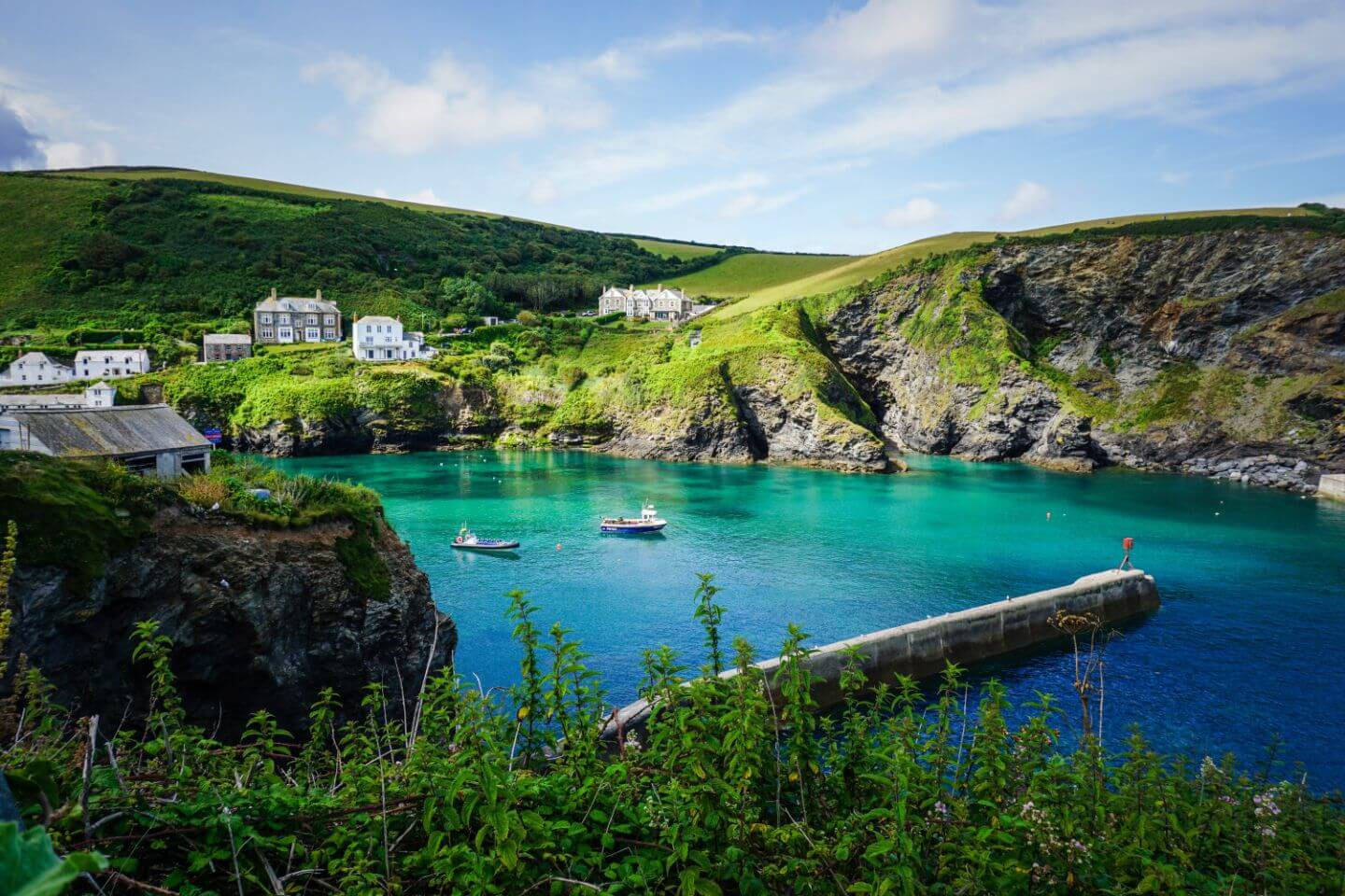 Port Isaac - Cornwall Road Trip Itinerary