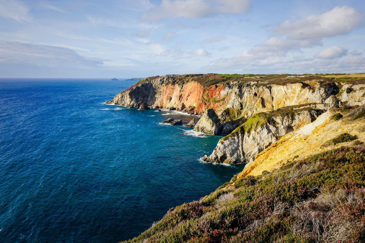 St. Agnes to Perranporth, Cornwall Road Trip Itinerary