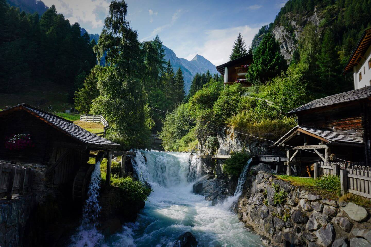 Hinterbichl, Virgental, Hohe Tauern, Austria - Best Places to Visit in Austria