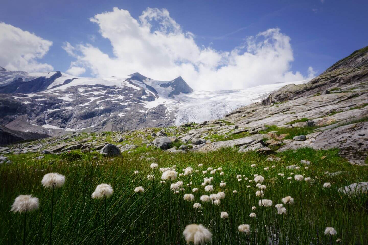 Venediger High Trail - Hike to Neue Prager Hut, Austrian Alps
