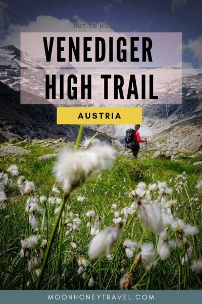 Venediger High Trail - Venediger Höhenweg Hiking Guide, Tyrol, Austria