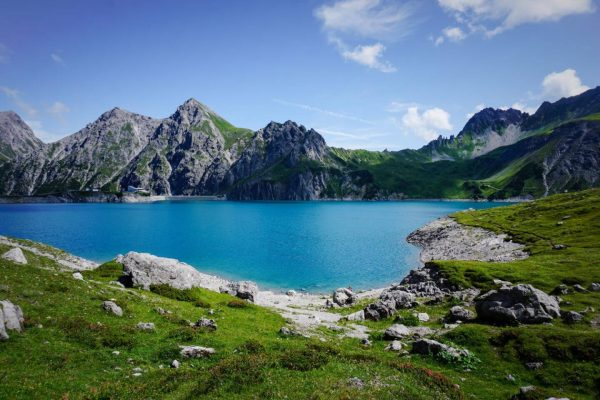 Everything you need to know about visiting Lünersee Lake in the Austrian Alps