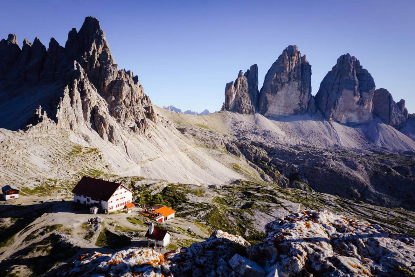 Best Day Hikes in the Dolomites - Tre Cime di Lavaredo Loop