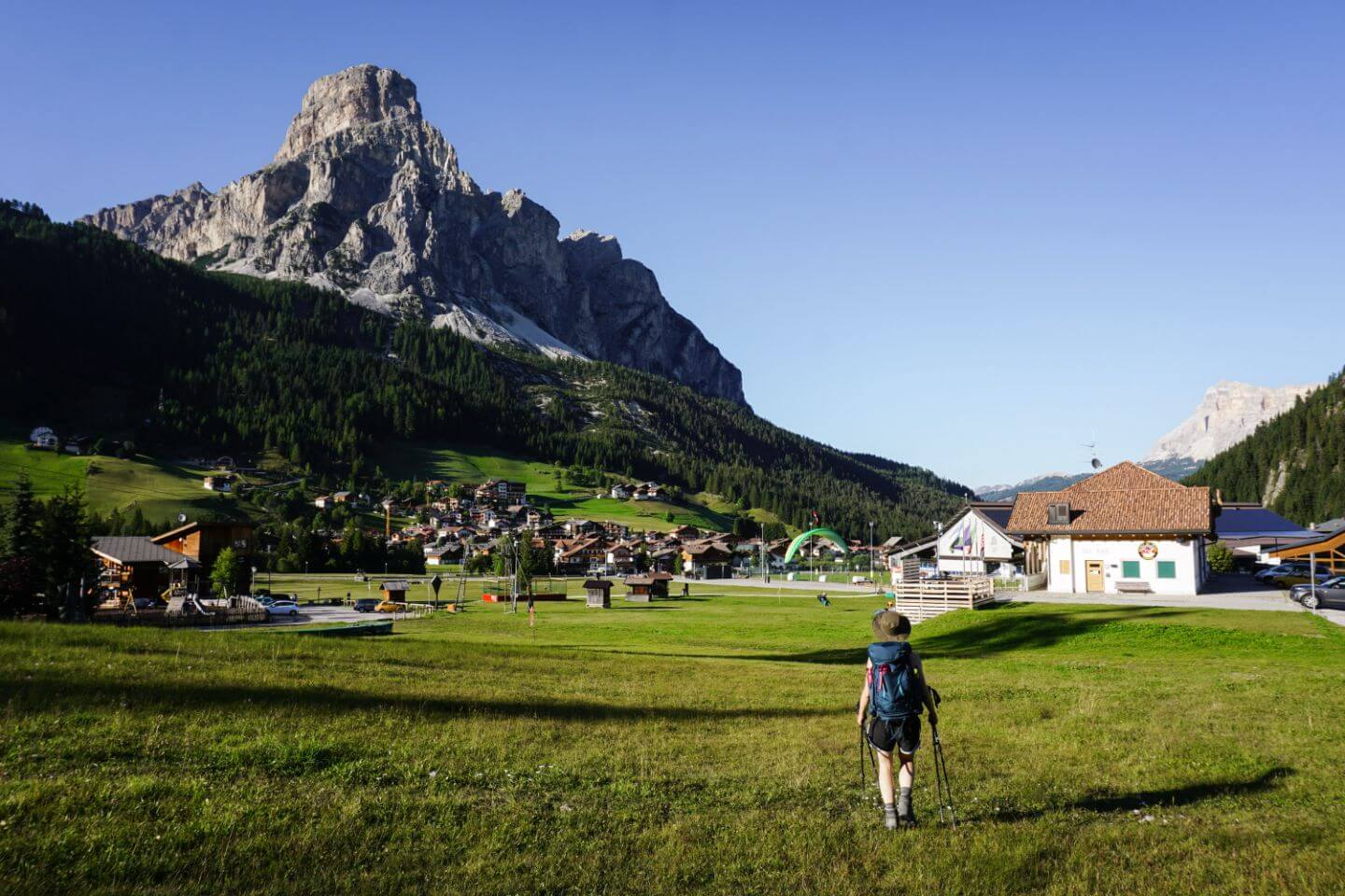 Alta Badia in Summer - Corvara