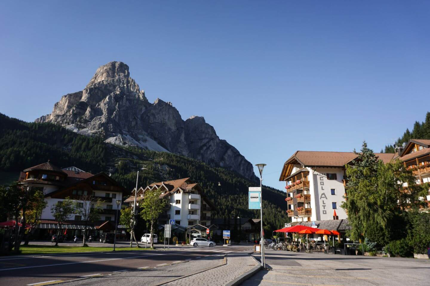 Hotel Col Alto in Corvara - Best Hotels in Alta Badia