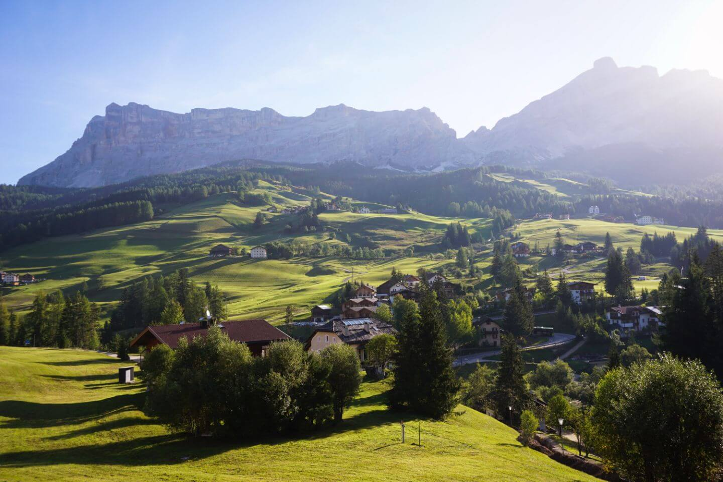La Villa, Alta Badia - Best Places to Stay in the Dolomites in Summer
