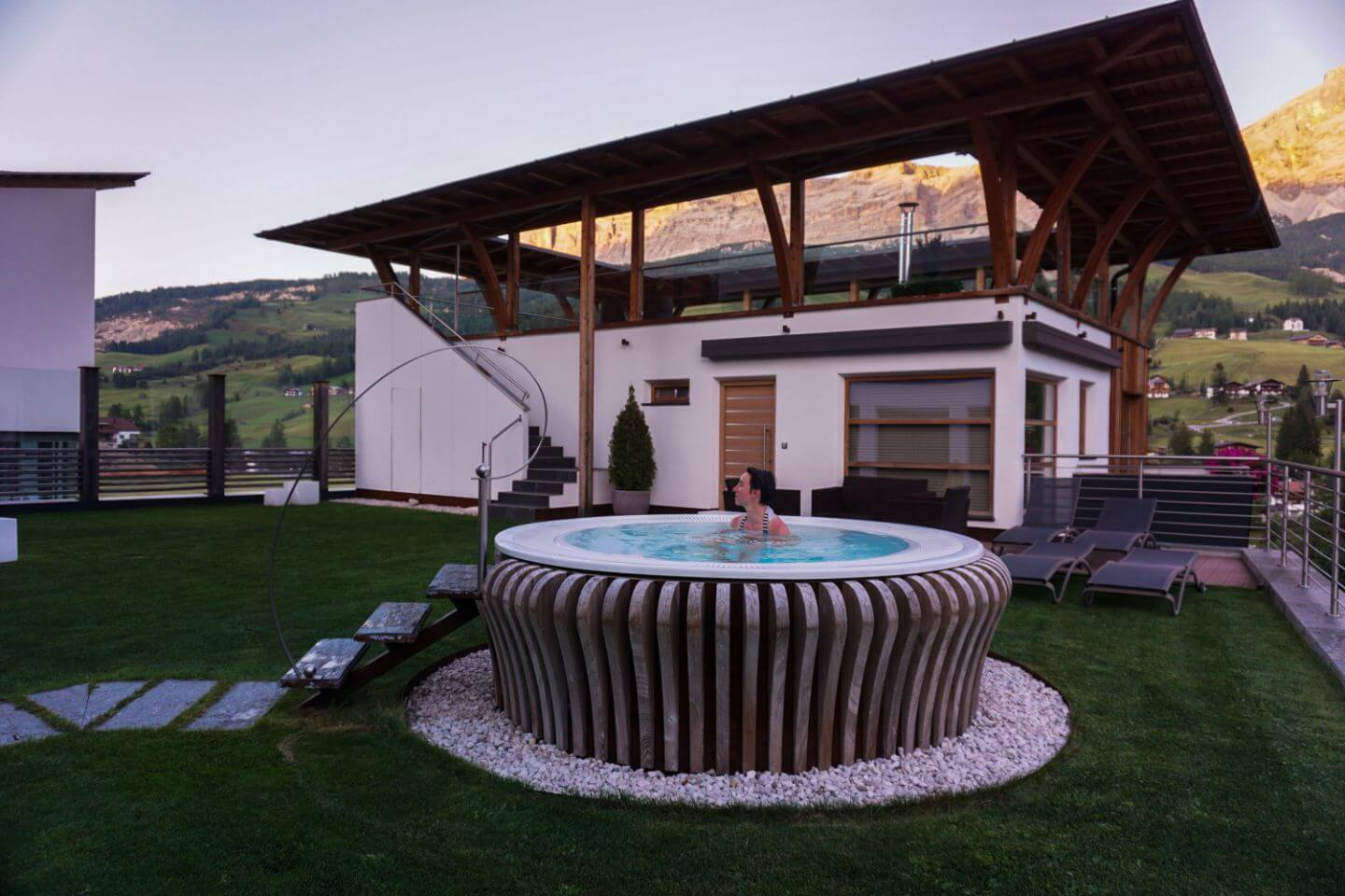 Where to stay in Alta Badia - Hotel Ciasa Soleil in La Villa - Dolomites