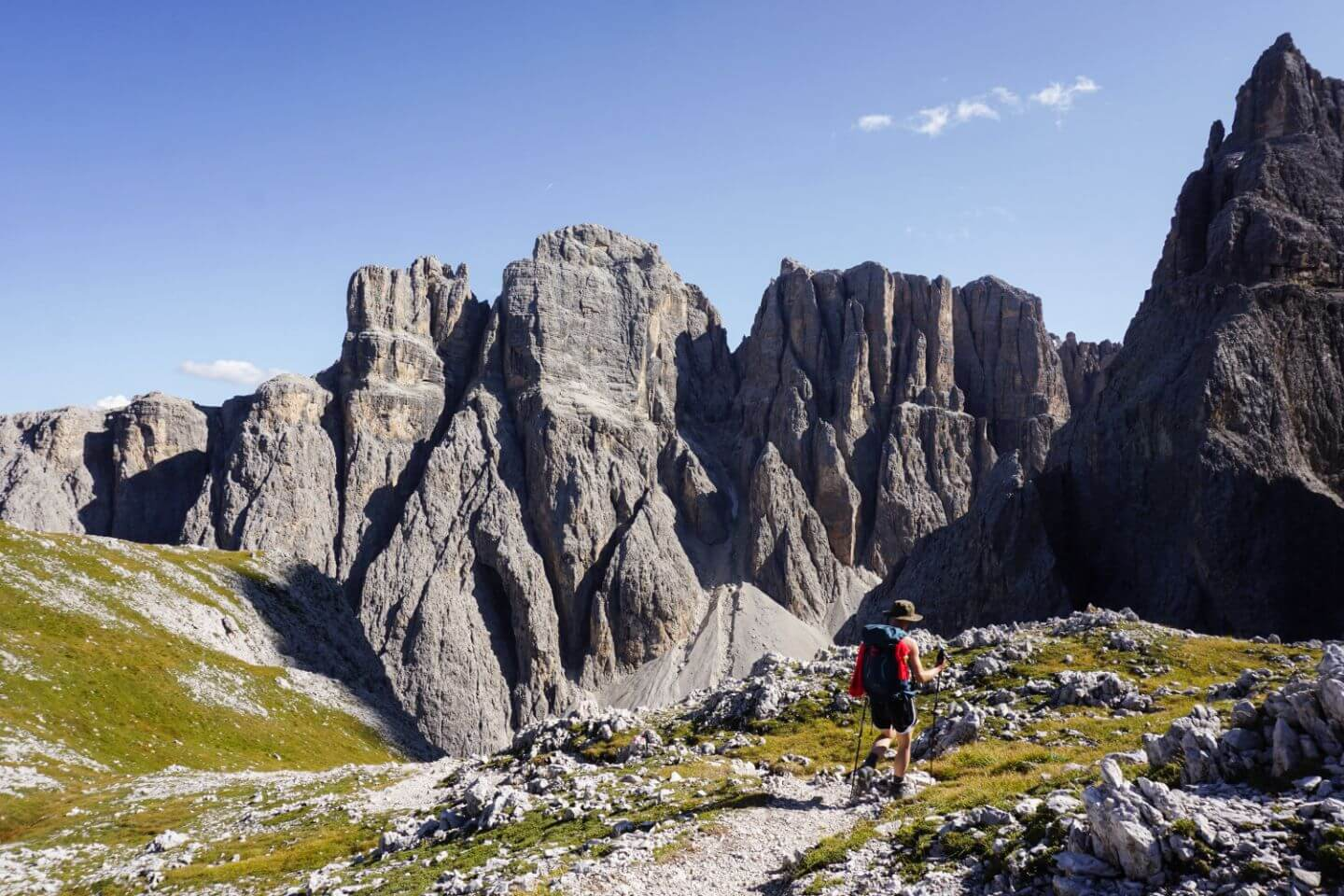Cima Pisciadù Day Hike - Alta Badia Summer Guide