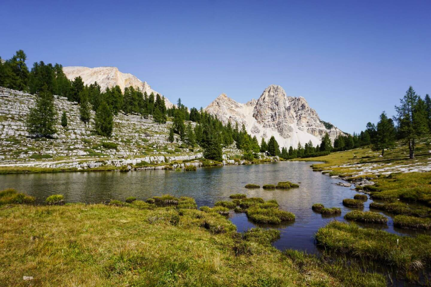 Rifugio Fanes Hike - Alta Badia Hiking Trails