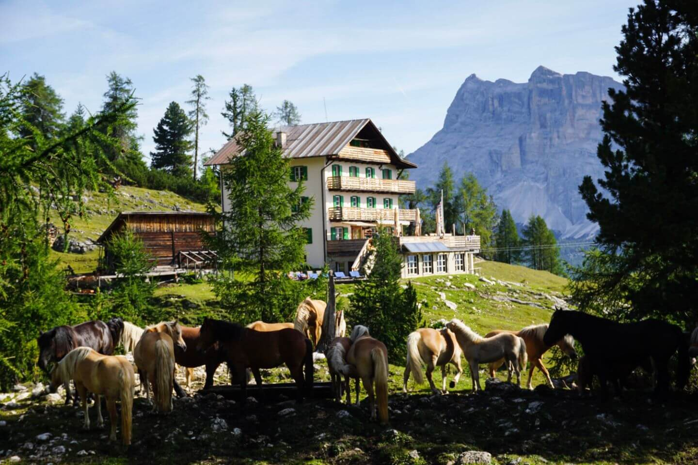 Rifugio Gardenacia and Puez Day Hike - best Dolomites hiking trails