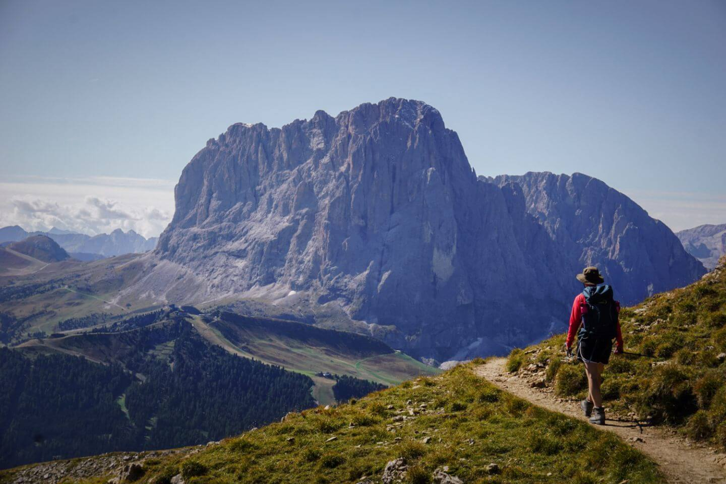 What to wear in the Dolomites in September