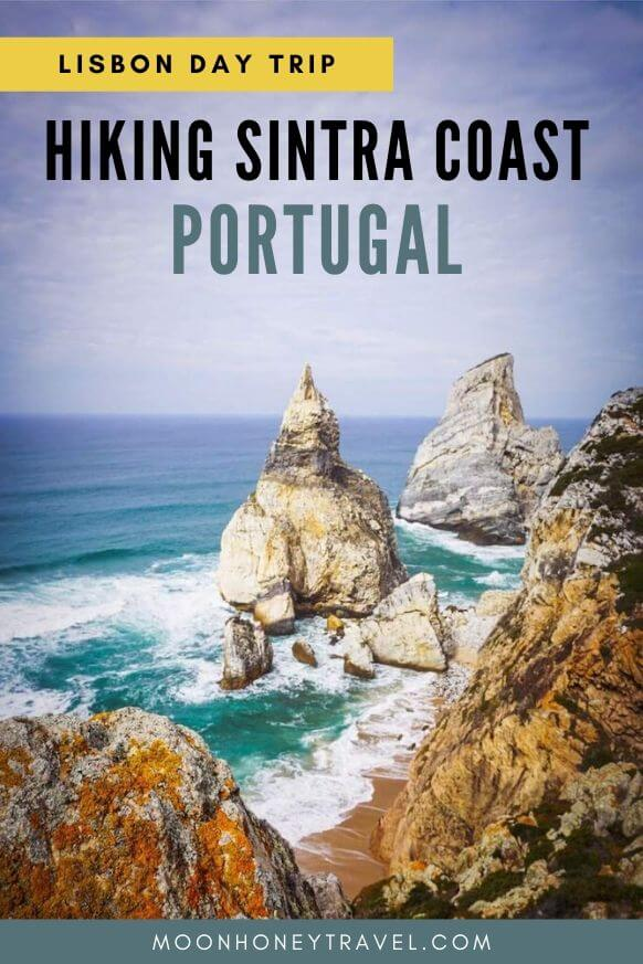 Sintra Coast Hike in Sintra-Cascais Natural Park, Portugal