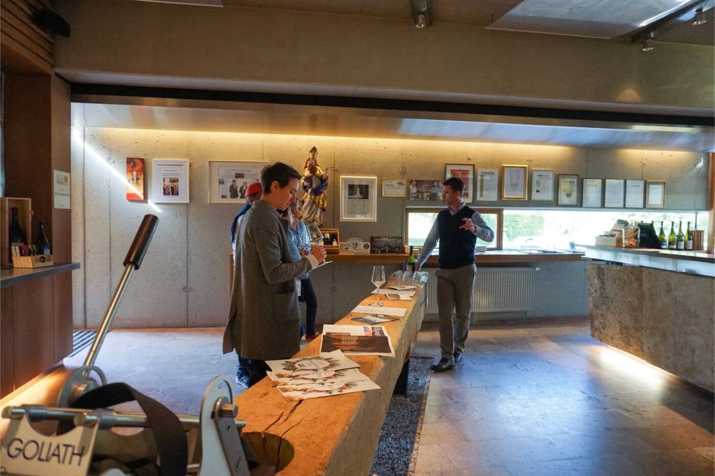Weingut Erich & Walter Polz Tour and Tasting, South Styria, Austria