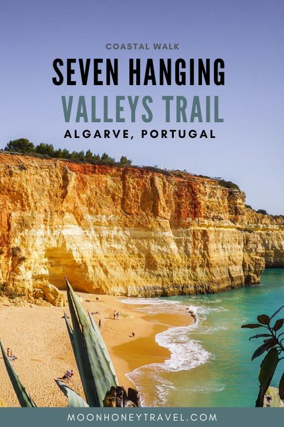 Seven Hanging Valleys Walk, Algarve, Portugal