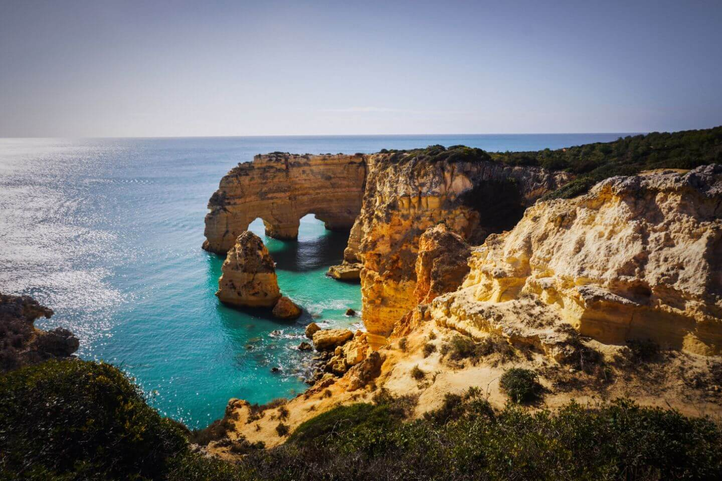 When to Hike the Seven Hanging Valleys Trail, Algarve, Portugal