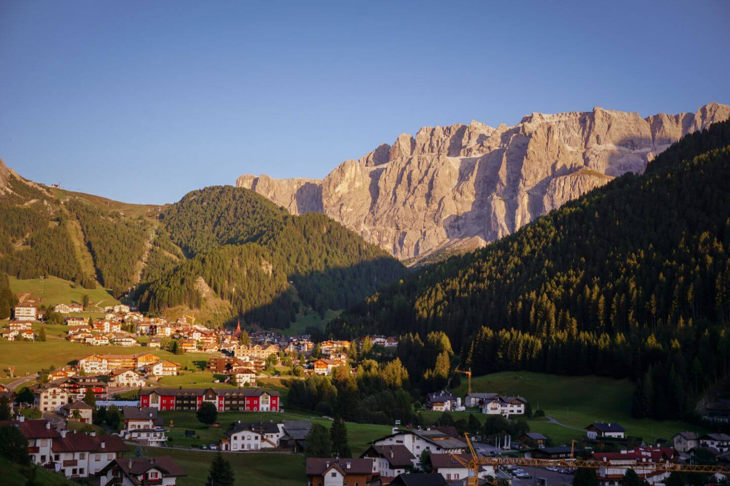 Where to Stay in the Dolomites in Summer