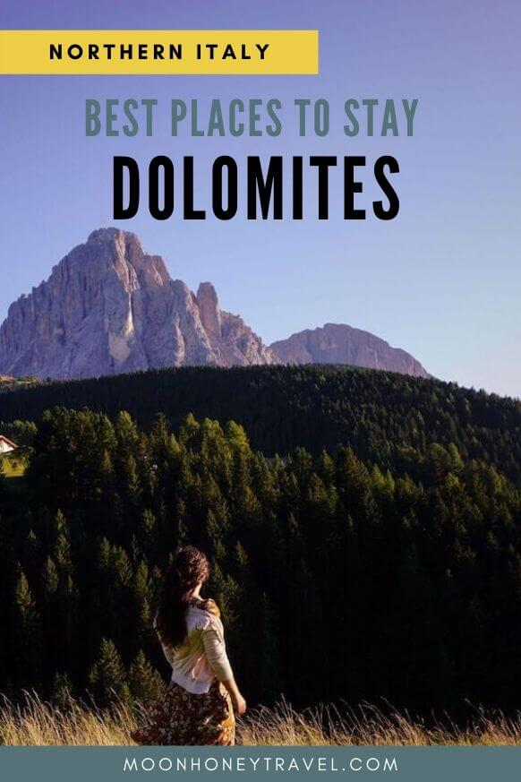 Best Places to Stay in the Dolomites in Summer - Northern Italy