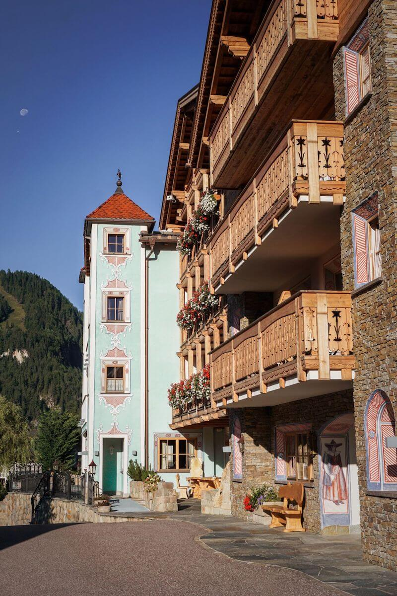 Dorfhotel Beludei, Santa Cristina, Val Gardena - Best places to stay in the Dolomites