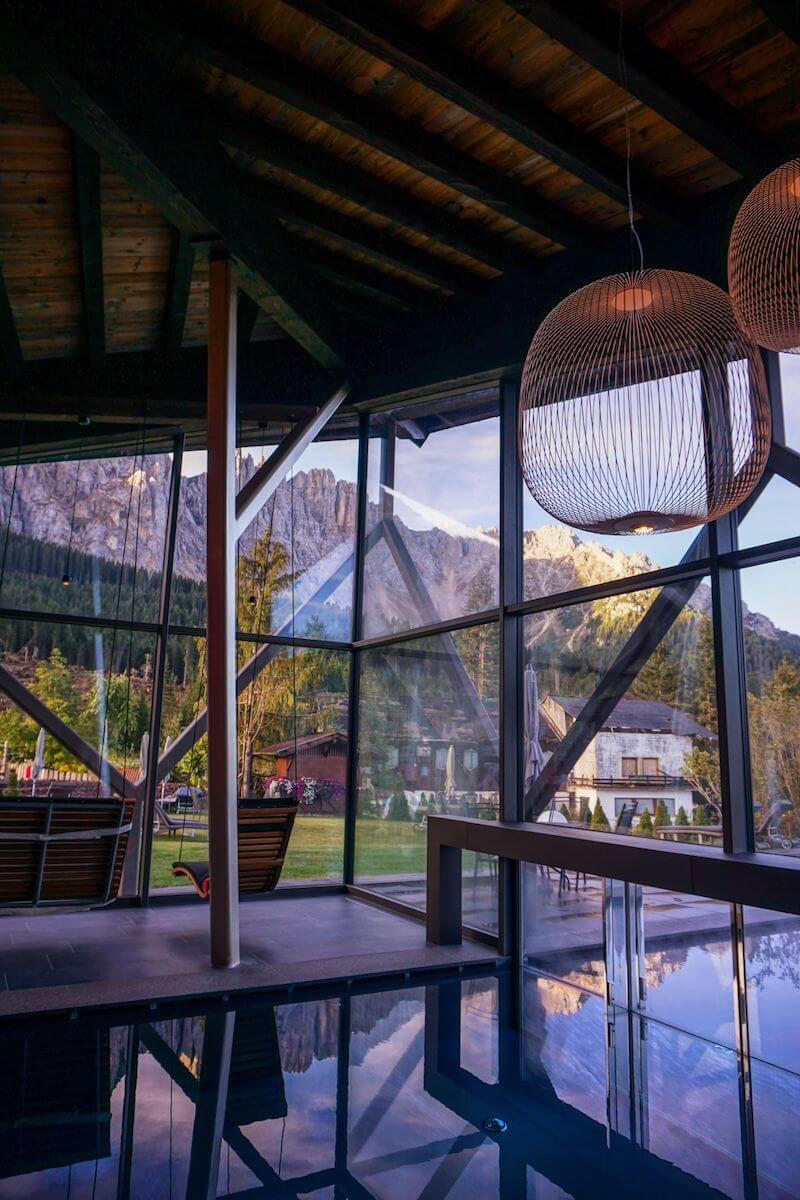 Sporthotel Alpenrose, Carezza, Eggental - Best places to stay in the Dolomites in Summer
