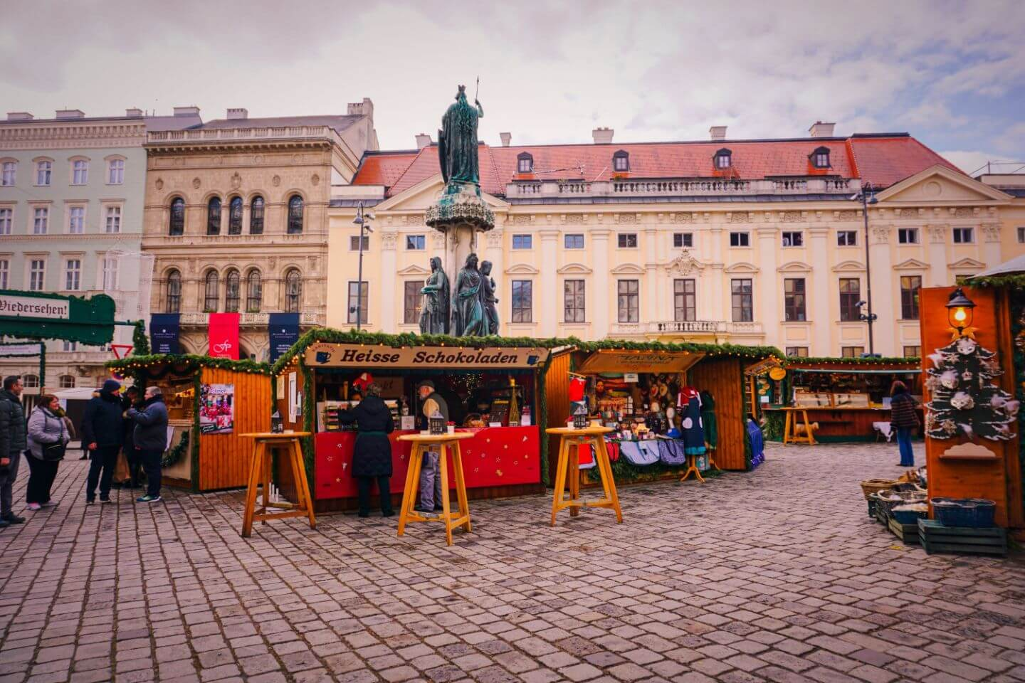 Things to do in Vienna in December - Visit a Christmas Market
